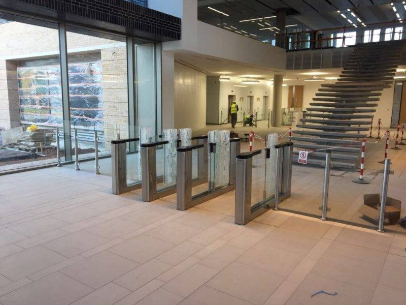 Keycard Barriers Sussex