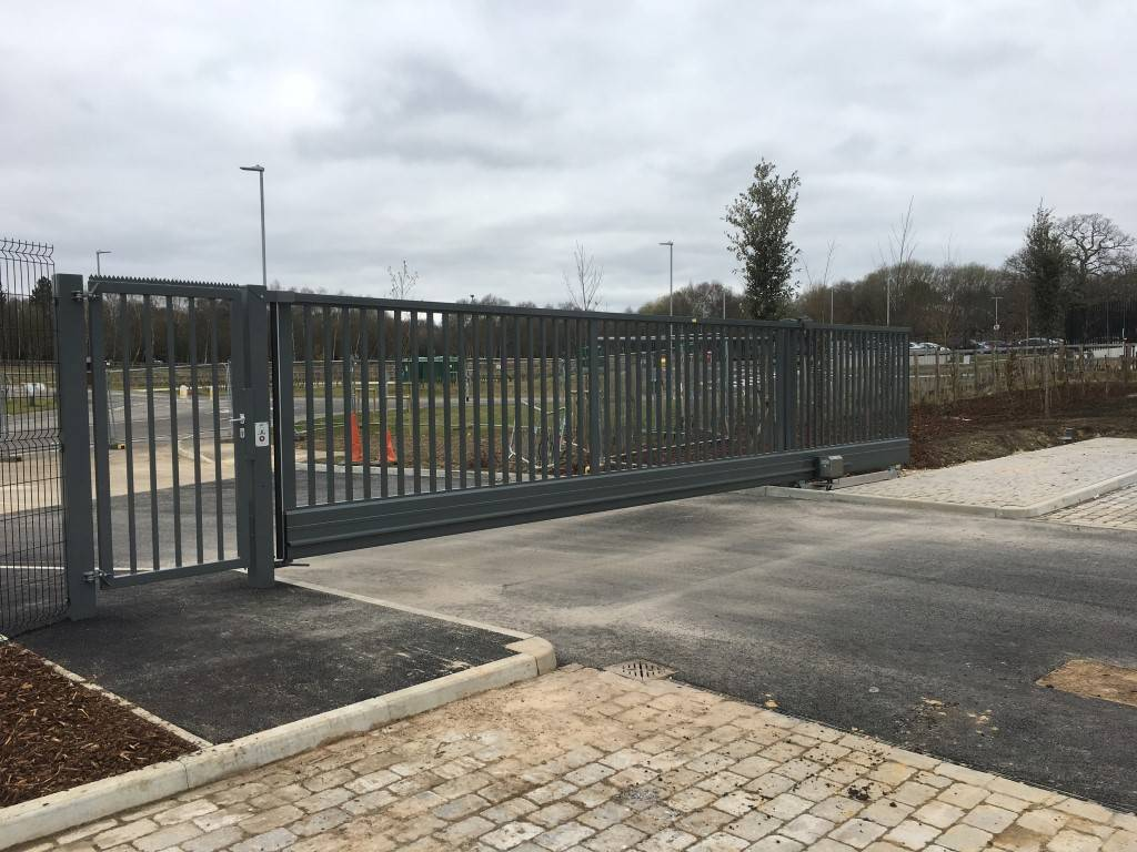 Commercial Automatic Gates Uckfield