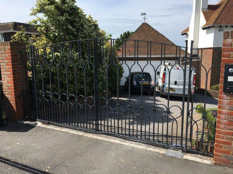 Home Security gates in Uckfield
