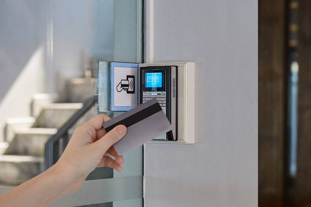 Access Control System Installers in Surrey
